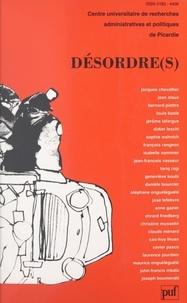 Jean Alaux et Louis Baslé - Désordre(s).
