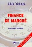 Jean-Albert Collomb - Finance de marché.