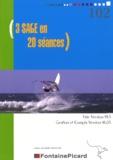 Jean Aldon et Maxime Juca - 3 SAGE en 20 séances - Paie Version 19.5, Gestion et Compta Version 16.05.