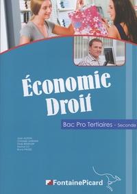 Economie Droit 2de Bac Pro Tertiaires - Jean Aldon | Showmesound.org
