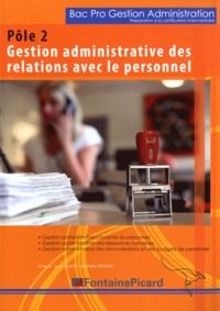 Préparation à la certification intermédiaire Pôle 2 Gestion administrative des relations avec le personnel 2e Bac Pro.pdf
