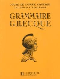 Jean Allard - Grammaire grecque.