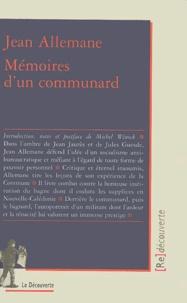 Jean Allemane - .