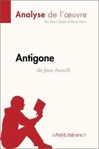Jean Anouilh et Alain Sable - Antigone.