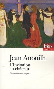 Jean Anouilh - L'Invitation au château.
