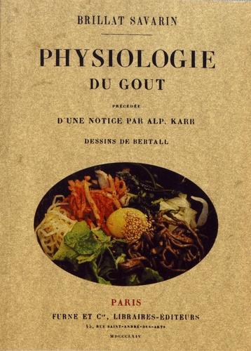 Physiologie du goût