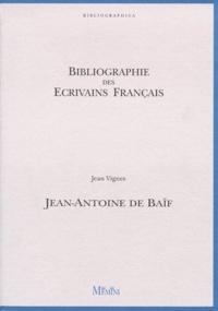 Deedr.fr Jean-Antoine de Baïf Image