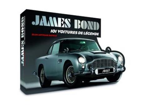 James Bond. 101 voitures de légende