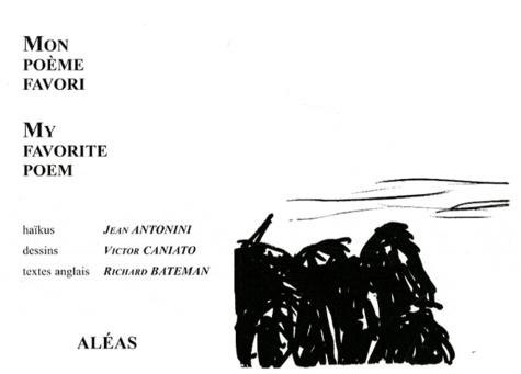 Mon poème favori - Jean Antonini,Victor Caniato,Richard Bateman