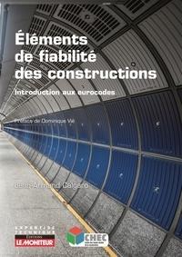 Accentsonline.fr Eléments de fiabilité des constructions - Introduction aux eurocodes Image
