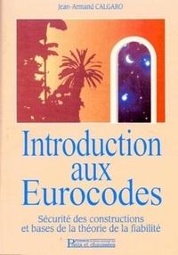 Checkpointfrance.fr INTRODUCTION AUX EUROCODES. Sécurité des constructions et bases de la théorie de la fiabilité Image