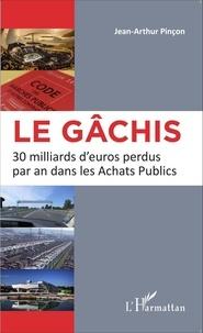 Jean-Arthur Pinçon - Le gâchis - 30 milliards d'euros perdus par an dans les Achats Publics.
