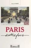 Jean Aubert - Paris autrefois.