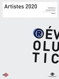 Jean Audouze et Françoise Benhamou - Artistes 2020 - Variations prospectives.