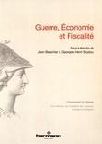 Jean Baechler et Georges-Henri Soutou - Guerre, économie et fiscalité.