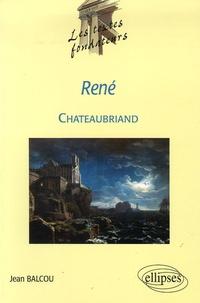 Jean Balcou - René Chateaubriand.