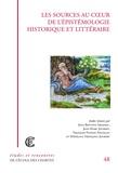 Jean-Baptiste Amadieu - Les sources au coeur de l'épistémologie historique et littéraire.