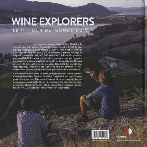 Wine Explorers. Le 1er tour du monde du vin