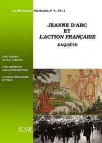 Jean-Baptiste Ayroles - Jeanne d'Arc et l'action française - enquête.