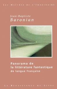 Jean-Baptiste Baronian - .