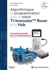 Algorithmique et programmation avec le Ti-Innovator Rover et le Hub- 2de et 1re ICN - Jean-Baptiste Civet |