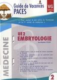 Jean-Baptiste Collin - UE 2 Embryologie.