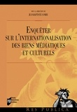 Jean-Baptiste Comby - Enquêter sur l'internationalisation des biens médiatiques et culturels.