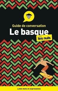 Lire un téléchargement de livre Le basque  - Guide de conversation pour les nuls par Jean-Baptiste Coyos, Jasone Salaberria-Fuldain DJVU CHM en francais