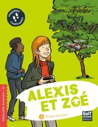 Jean-Baptiste de Panafieu et Pierre-Yves Cezard - Alexis et Zoé Tome 2 : Drôles d'oiseaux.