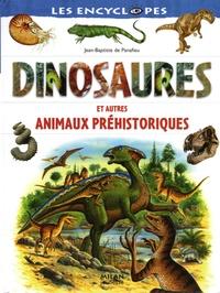 Jean-Baptiste de Panafieu - Dinosaures et animaux préhistoriques.