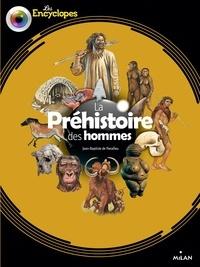 Jean-Baptiste de Panafieu - La préhistoire des hommes NE.