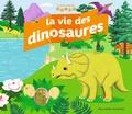 Jean-Baptiste de Panafieu et Nathalie Choux - La vie des dinosaures.