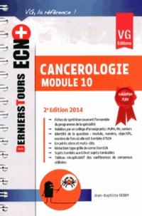 Jean-Baptiste Debry - Cancérologie module 10.