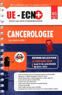 Cancérologie - Jean-Baptiste Debry |