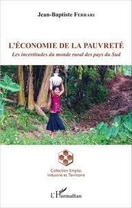 Accentsonline.fr L'économie de la pauvreté - Les incertitudes du monde rural des pays du Sud Image