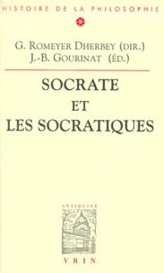 Gilbert Romeyer-Dherbey et Jean-Baptiste Gourinat - .