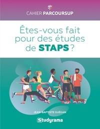 Jean-Baptiste Guégan - Etes-vous fait pour des études de STAPS ?.