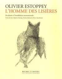 Accentsonline.fr Olivier Estoppey : L'Homme des lisières - Du dessin à l'installation monumentale Image