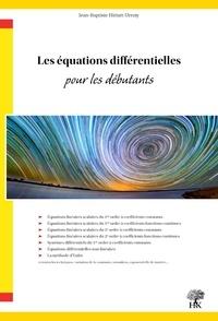 Les équations différentielles pour les débutants.pdf