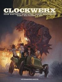 Jean-Baptiste Hostache et Jason Henderson - Clockwerx  : .
