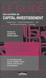 Jean-Baptiste Hugot et Marianne Lagrange - Le guide des sociétés de capital-investissement.