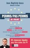 Jean-Baptiste Iosca - Permis/pas permis au volant.