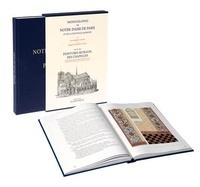 Jean-Baptiste Lassus et Eugène Viollet-le-Duc - Monographie de Notre-Dame de Paris et de la nouvelle sacristie - Suivi des Peintures murales des chapelles de Notre-Dame de Paris.