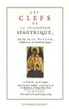 Jean-Baptiste Le Brethon - Les Clefs de la philosophie spagyrique - Précédé de La vie est-elle un magnétisme ?.