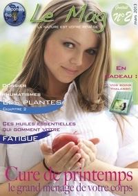 Jean-Baptiste Loin et Geneviève Maillant - Réponses Bio - Le Mag N°2 - La nature est votre remède.