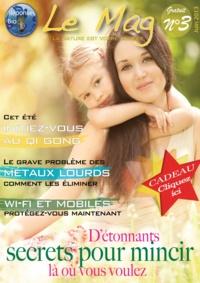 Jean-Baptiste Loin et Geneviève Maillant - Réponses Bio - Le Mag N°3 - La nature est votre remède.