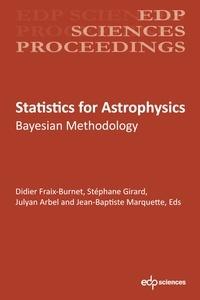 Jean-Baptiste Marquette et Didier Fraix-Burnet - Statistics for Astrophysics - Bayesian Methodology.
