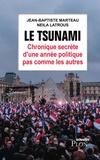 Jean-Baptiste Marteau et Neila Latrous - Le tsunami - Chronique secrète d'une année politique pas comme les autres.