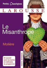 Jean-Baptiste Molière (Poquelin dit) - Le Misanthrope.
