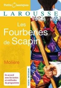 Jean-Baptiste Molière (Poquelin dit) - Les Fourberies de Scapin.
